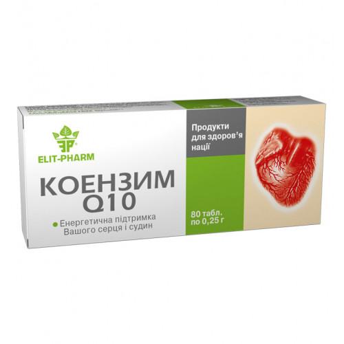 """БАД (ДД) кардиопротектор """"Коэнзим Q 10"""" №80"""