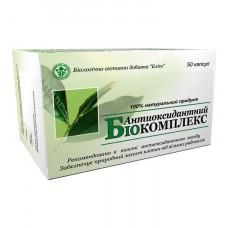 """ДД """"Антиоксидантный биокомплекс"""" №50"""