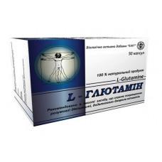 """Комплексная добавка для активной мозговой деятельности """"L-глютамин"""" №50"""