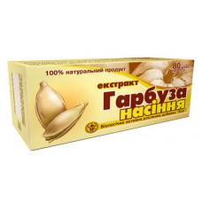 """Диетическая добавка """"Экстракт семян тыквы"""" №80"""